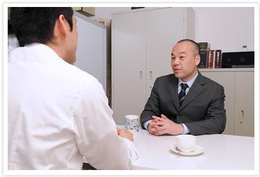 代表インタビュー1